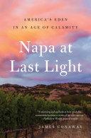 Napa at Last Light Pdf/ePub eBook