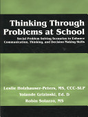 Thinking Through Problems at School