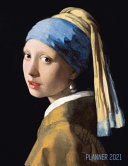 Girl With a Pearl Earring Planner 2021