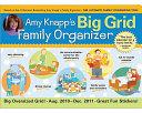 Amy Knapp s Big Grid Family Organizer 2011 Calenda