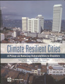 Climate Resilient Cities Book