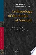 Archaeology of the Books of Samuel
