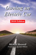 Owning an Electric Car - 2010 Edition