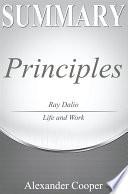Summary of Principles