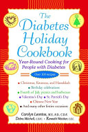 The Diabetes Holiday Cookbook