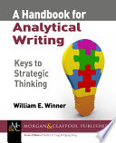 A Handbook for Analytical Writing