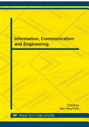 Information  Communication and Engineering