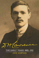 D  H  Lawrence  The Early Years 1885 1912