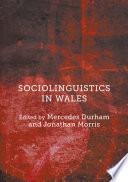 Sociolinguistics in Wales