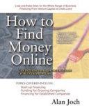 How to Find Money Online