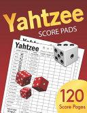 Yahtzee Score Pads