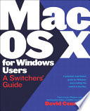 Mac Os X For Windows Users Book PDF