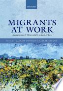 Migrants At Work Book