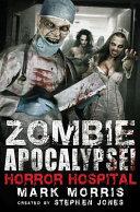 Pdf Zombie Apocalypse! Horror Hospital