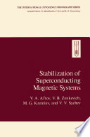 Stabilization Of Superconducting Magnetic Systems Book PDF