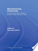 Manufacturing Citizenship