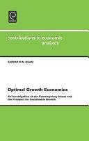 Optimal Growth Economics