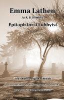 Epitaph of a Lobbyist Pdf/ePub eBook