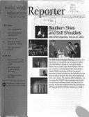 Social Work Education Reporter