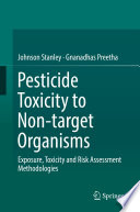 Pesticide Toxicity to Non target Organisms