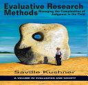 Evaluative Research Methods [Pdf/ePub] eBook