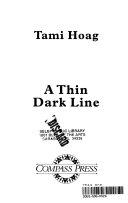 A Thin Dark Line Book