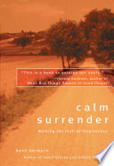 Calm Surrender Book