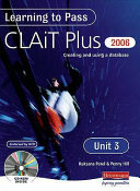 Learning to Pass Clait Plus 2006 Unit 03