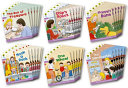 Books - Biff, Chip and Kipper � More First Sentences B Level 1+ Class Pack of 36 | ISBN 9780198480808