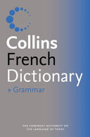 Cover of Collins French Dictionary