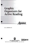 Graphic Organizer for Active Readers