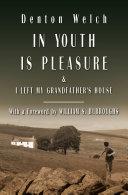 Pdf In Youth Is Pleasure
