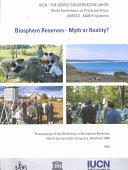 Biosphere Reserves Myth Or Reality