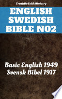 English Swedish Bible No2