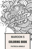 Maroon 5 Coloring Book