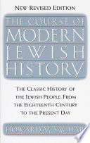 The Course of Modern Jewish History