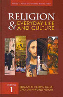 Religion and Everyday Life and Culture Book