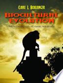 Biocultural Evolution Book PDF