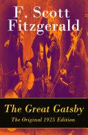 The Great Gatsby - The Original 1925 Edition Pdf/ePub eBook