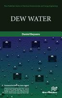 Dew Water [Pdf/ePub] eBook