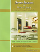 Seven Secrets Of How To Study