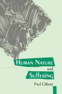 Human Nature And Suffering Book