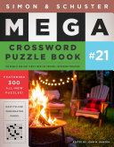 Simon   Schuster Mega Crossword Puzzle Book  21