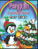 Penguin Coloring Book for Kids