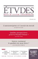 Revue Etudes Février 2016