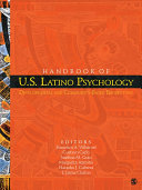 Handbook of U.S. Latino Psychology Pdf/ePub eBook