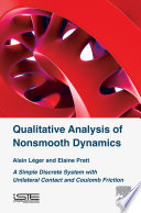 Qualitative Analysis of Nonsmooth Dynamics Book
