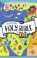NIrV  the Illustrated Holy Bible for Kids  Hardcover  Full Color  Comfort Print