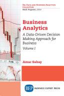 Business Analytics  Volume I