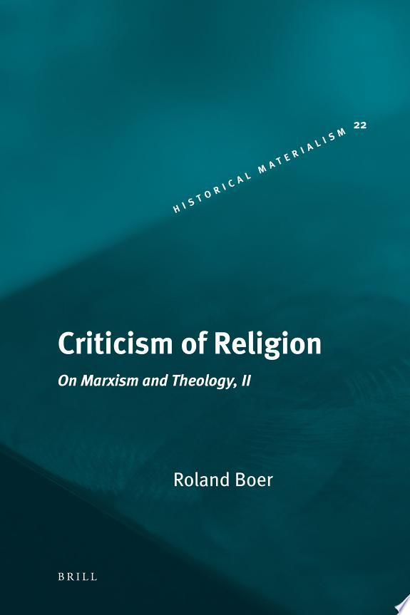 Criticism+of+Religion